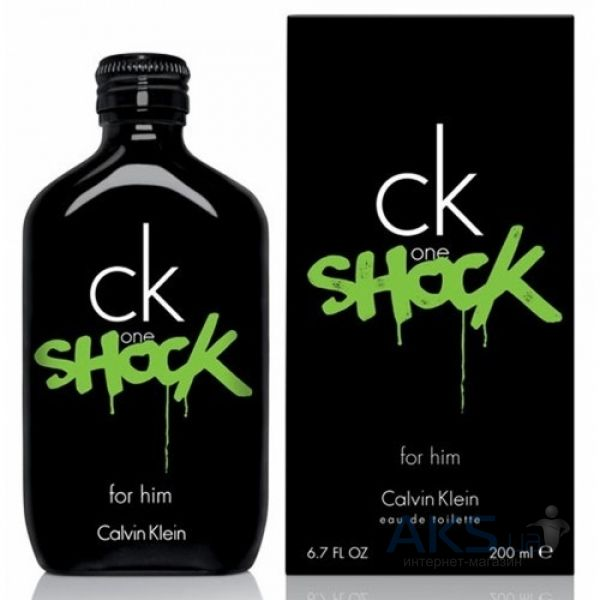 Calvin Klein One Shock For Him